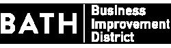 Bath BID Logo White
