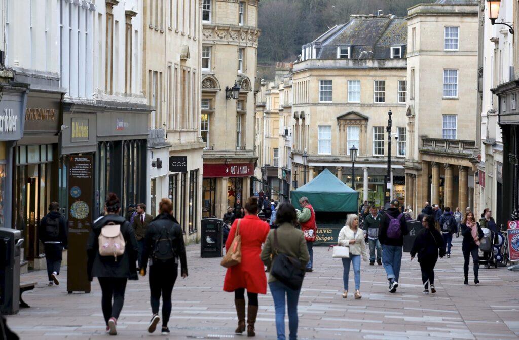Essential Shops in Bath, UK