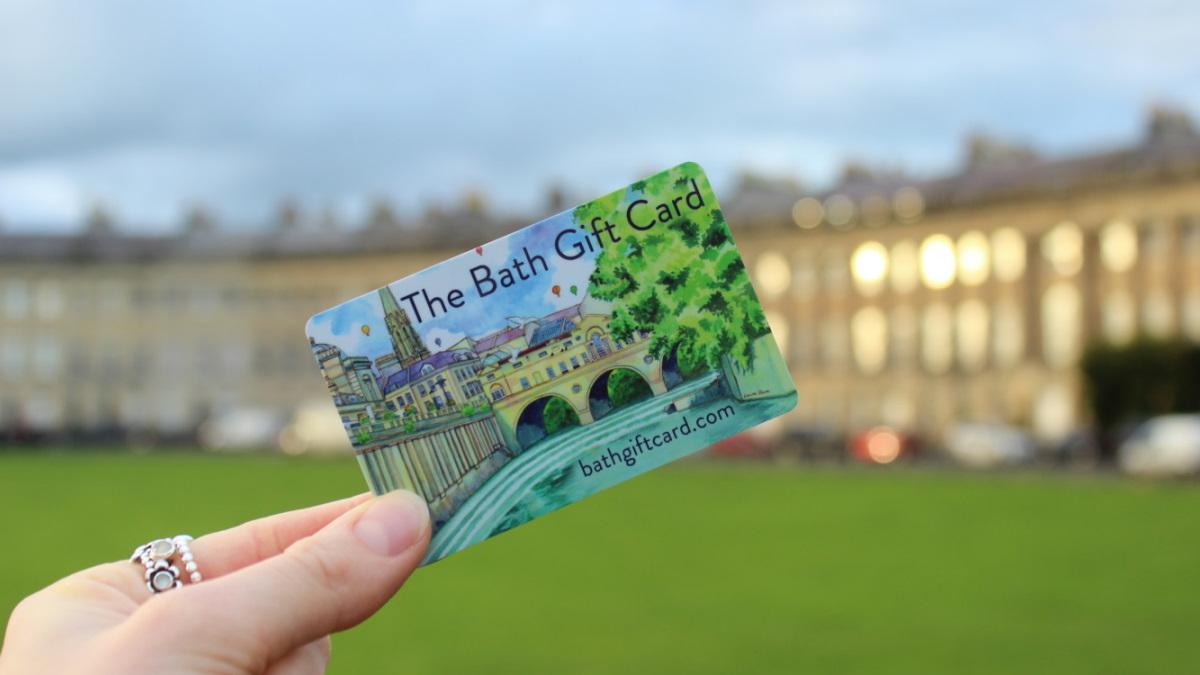 The Bath Gift Card