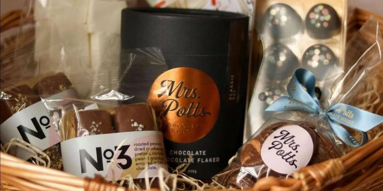 Mrs. Potts Chocolate House