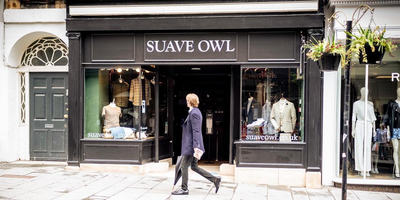 Suave Owl