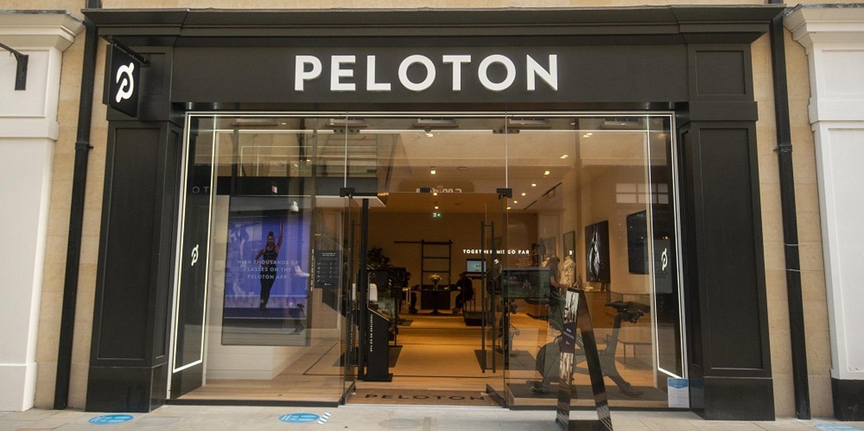 Peloton Bath